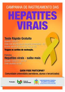 Cartaz Hepatite HU-01